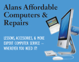 Alans Affordable Computers